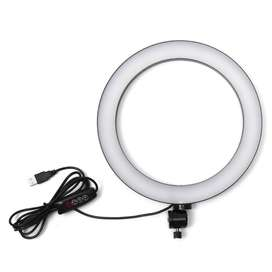 3 MODES 20CM RING LIGHT AVAILABLE IN LOWEST PRICE & HIGH QUALITY