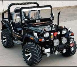 Modified Open Jeeps Hunter jeeps Gypsy modified Thar Modified