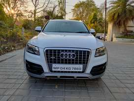 Audi Q5 2012 Diesel Well Maintained  MP 04