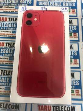 Iphone 11,red,128GB