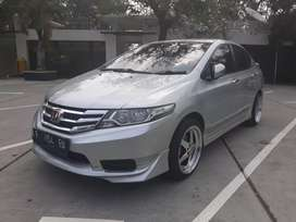 Honda City E AT 2013 km rendah, Bogor