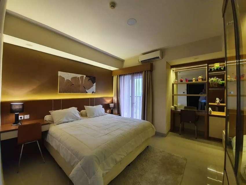 Di sewakan apartemen Ara skyline gading serpong full furnish 0