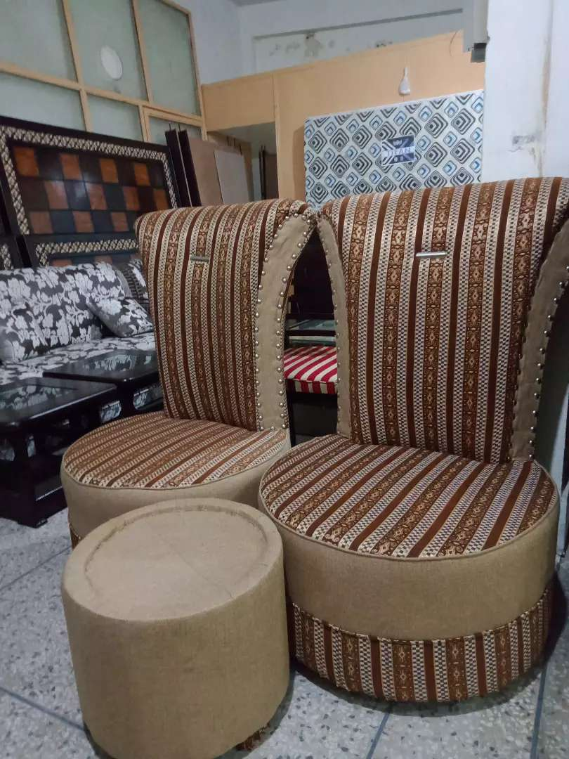 A+Quality bedroom chairs set 0