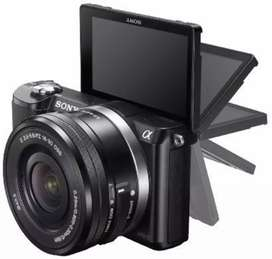 Sony a5000 with 19mm sigma  lens