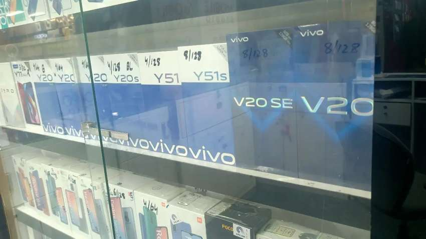 Vivo mobile A12 A20 A51 I sector