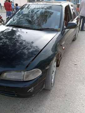Good condition dolphin civic