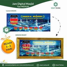 Toko Jual Jam Digital Masjid Bergaransi Area Klaten