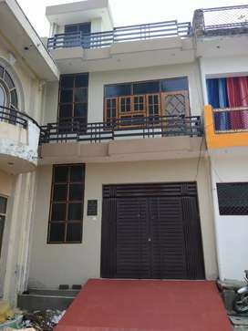 Ground floor of Independent house on rent for families only