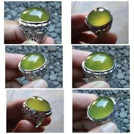 Natural Solar Aceh Ring Perak