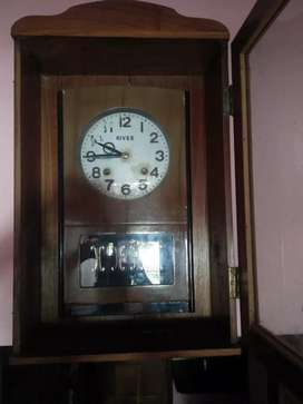RIVEX 65 year old winding clock