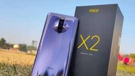 Poco x2  6.64