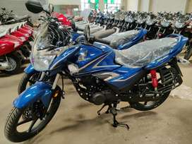 New Honda CB shine low down payment 15000 special offer