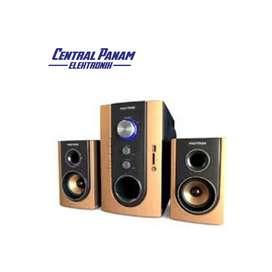 POLYTRON SPEAKER AKTIF PMA 9300 Central Panam Elektronik