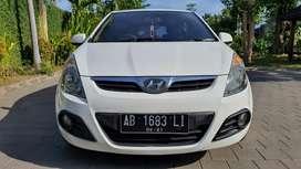 Dijual cepat Hyundai i20 SG manual 2011 Istimewa