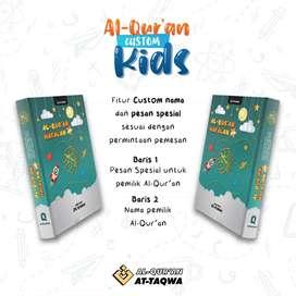Al Qur'an At-taqwa kids.
