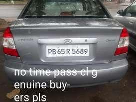 Hyundai Accent Executive, 2005, Diesel