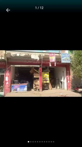 "Golden Spot""2.5 Marla Shop for sale (main Khanpur Ada Auto Market) RYK"