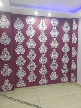 single building 2bhk floor with car parking 90% home loan by bank