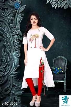 Gorgeous designer kurti