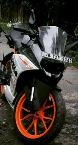 Rc390 new condition