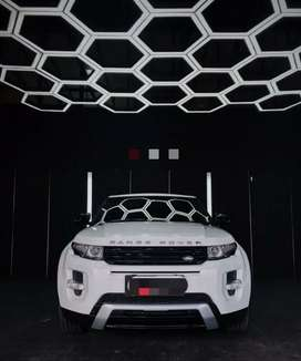 Range Rover Evoque Dynamic Luxury A/T High Spec Panoramic Roof White