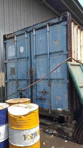 Harga container murah dijual bekas 20'