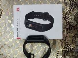 Hawaei band 4 new 2 month used