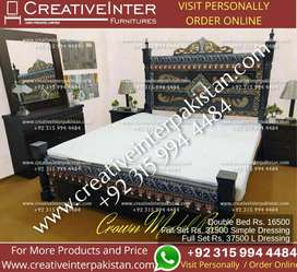 Collection Double bed set highquality office table dining chair sofa