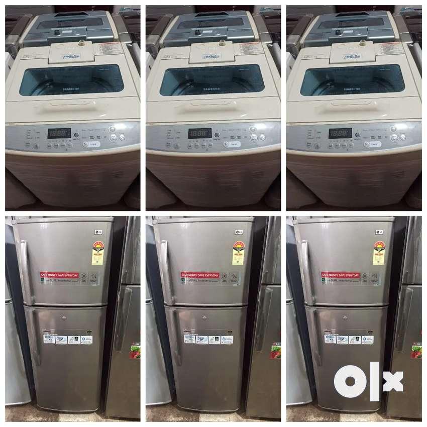 ***Warranty 5 year Washing Machine Fridge Ac Free Shipping Mumbai
