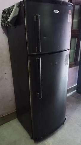 Whirlpool 310ltr fridge