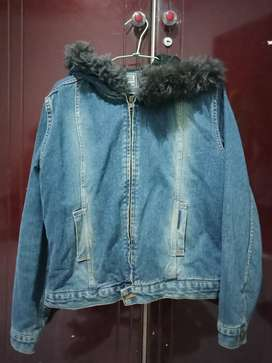 Jaket Jeans The Bossism