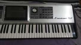 Fantam g7 keyboard