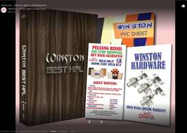 HPL, PVC Sheet, Edging,  Furniture Fitting, Rack Stainless & Flooring