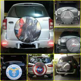 Sarung cover ban Rush Terios Taruna Touring Kuda Everest CR-V Jeep