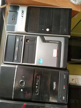 Dual core 2nd hand CPU only rs 2501