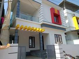 3Bhk Brand New Indipendent House For Sale in Edathala Pookkattupady