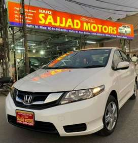 Honda City 1.3 I-VTEC Model 2019 Lahore Reg
