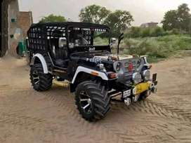 .. Full modified Jeep ready your booking to All