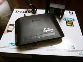 DLink N150 single band wiFi Router