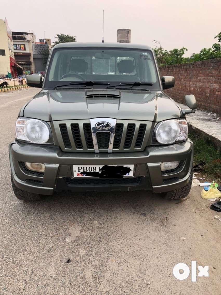 Mahindra Scorpio Getaway 4WD, 2014, Diesel 0