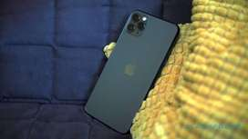 Iphone 11 pro max 256gb midnightgreen