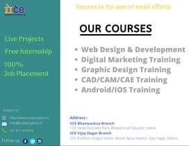 Best Digital Marketing training institute in indore - IICE