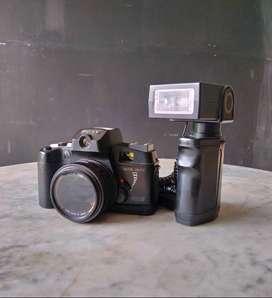 Kamera SONY FILM CAMERA / FMD SYSTEM MOTOR DRIVE 50 mm Vintage film ca