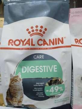 Royal Canin Digestive Care 400gr makanan kucing