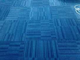 Karpet tile kamar tidur dan ruang tamu