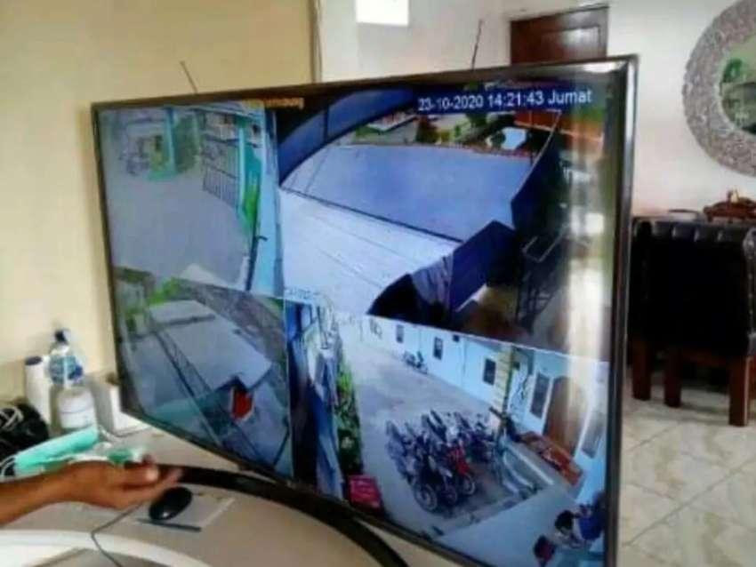 Paketan kamera CCTV gratis intalasi pemasangan