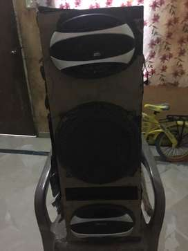 Basetube / Speakers / Woofer