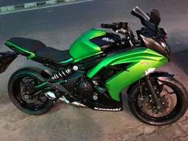 Ninja 650-Accident free, 1st owned, Mint condition