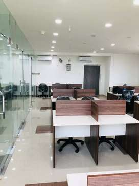 Available on rent near City centre 2 full furnished office