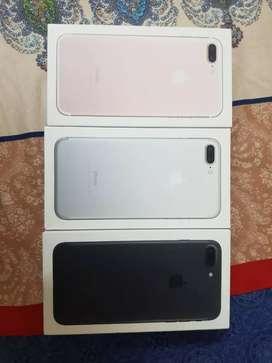 I phone 7 plus 256gb